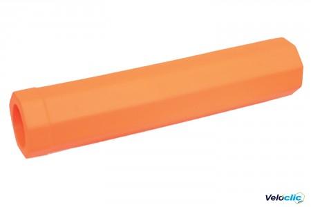 Ktm Poignées Prime 7 Edges silicone orange