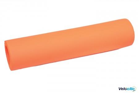 Ktm Poignées Prime Round silicone orange