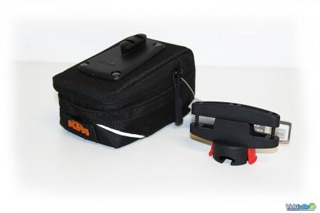 KTM Sacoche 1 L klickfix