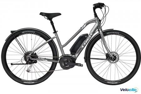Vélo électrique Trek Verve+ Dame 2018