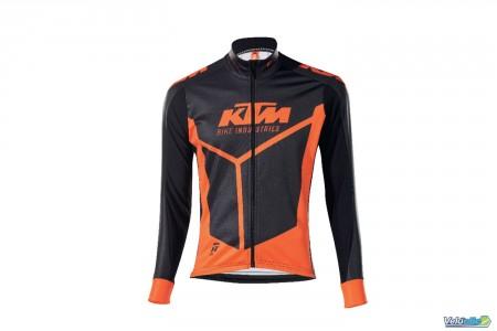 Ktm veste manches longues Factory Team II Mi-saison