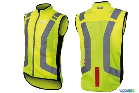 Veste KTM Vision Safety Team Led manches courtes