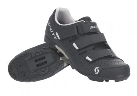 Chaussures Scott Mtb Comp Rs Noir Mat / Argent 2020