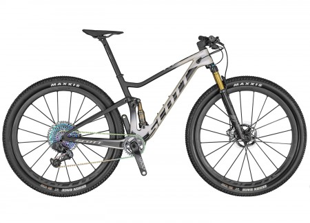 Vtt Scott Spark RC 900 SL AXS 2020
