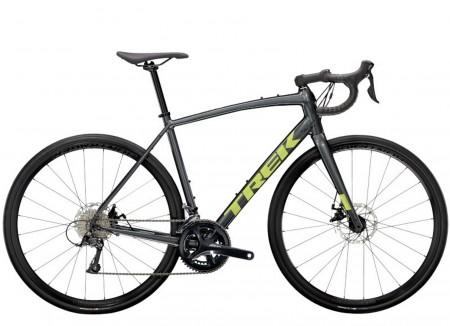 Vélo route Trek Domane AL3 Disc gris 2021