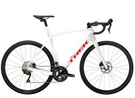 Vélo route Trek Domane SL 5 blanc 2021