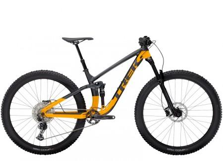 Vtt Trek Fuel EX 5 gris jaune 2021