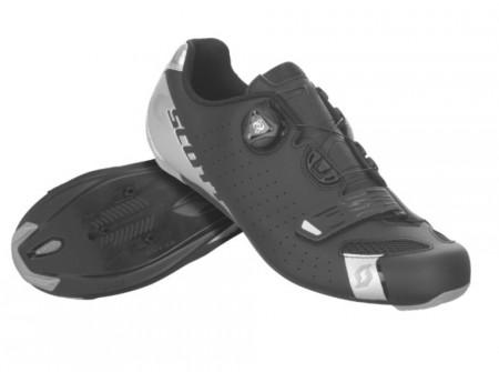 Chaussures Scott Road Comp Boa Mat Noir / Argent 2020