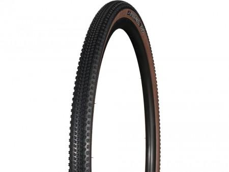 Pneu Gravel Bontrager GR2 Team Issue 700x40C noir brun
