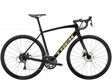 Vélo route Trek Domane AL2 Disc noir 2021