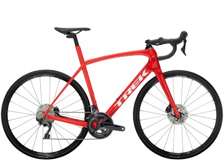 Vélo route Trek Domane SL 6 rouge 2021