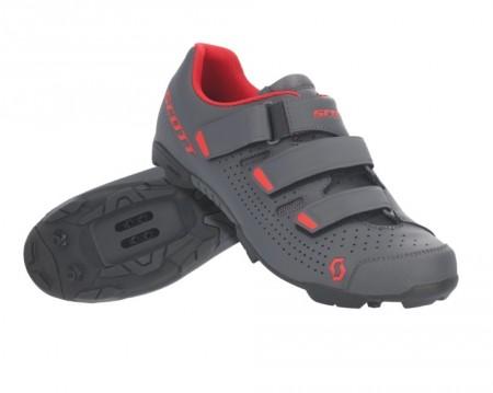 Chaussures Scott Mtb Comp Rs Gris / Rouge 2020