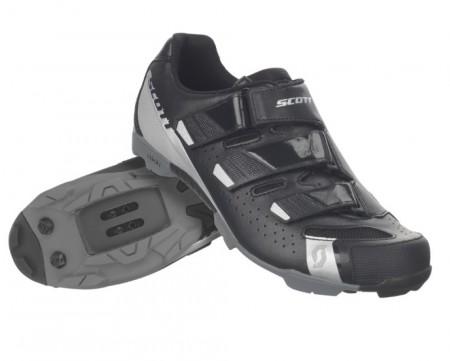 Chaussures Scott Mtb Comp Rs Noir / Argent 2020