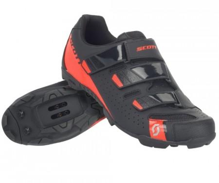 Chaussures Scott Mtb Comp Rs Noir / Rouge 2020