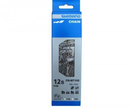 Chaine 138 Maillons CN-M7100 SLX 12v