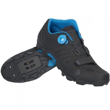 Chaussures Scott Mtb Shr-Alp RS Noir / Bleu 2021