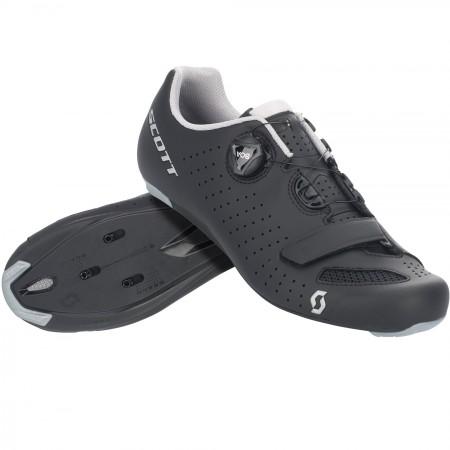 Chaussures Scott Road Comp Boa Noir / Argent 2021
