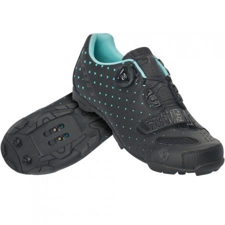 Chaussures Scott Mtb Comp Boa Dame Noir / Bleu 2021