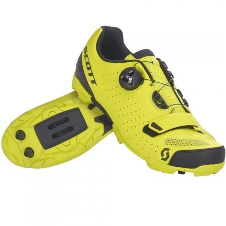 Chaussures Scott Mtb Future Pro Jaune / Noir 2021