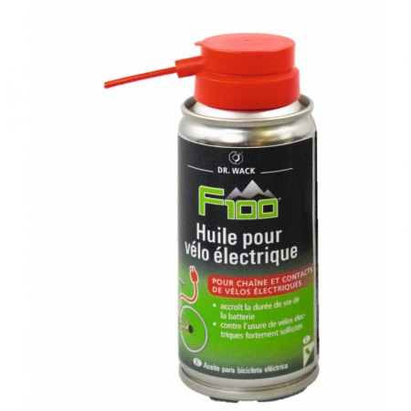 F100 spray huile anticorrosion / contacts pour VAE