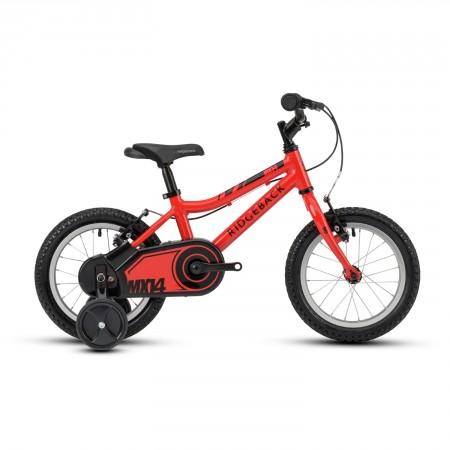 Vélo enfant Ridgeback MX 14 Rouge 2021