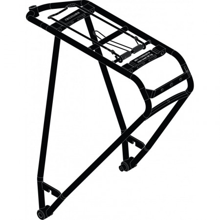 Porte-bagage Scott Axis / Sub cross Eride 2020