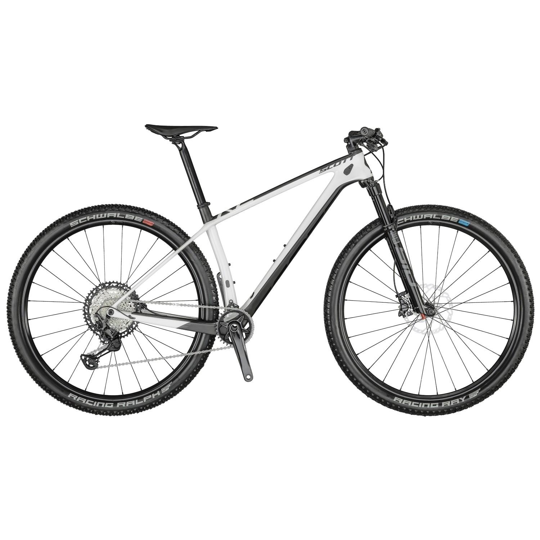 Bicicleta Scott Spark RC 900 Comp 2021 Cinza