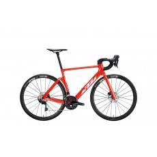 Vélo route Ktm Révélator Lisse Elite rouge blanc 2020