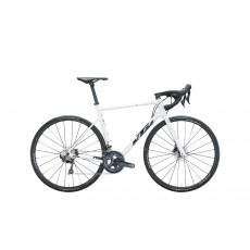 Vélo route Ktm Revelator Alto Elite blanc noir 2021