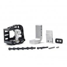 Kit de montage PowerTube côté serrure, pour montage vertical et horizontal