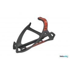 Porte Bidon Syncros Tailor Cage 1.0 gauche noir rouge