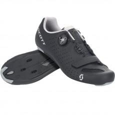 Chaussures Scott Road Comp Boa Noir / Argent 2020