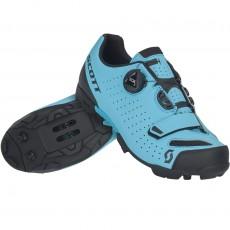 Chaussures Scott Mtb Comp Boa Dame Bleu / Noir 2021