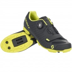 Chaussures Scott Mtb Comp Boa noir/jaune
