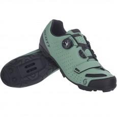 Chaussures Scott Mtb Comp Boa Vert / Noir