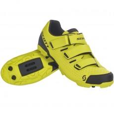 Chaussures Scott Mtb Comp Rs Jaune / Noir 2021
