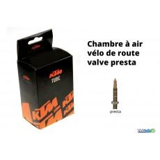 """Ktm Chambre à air 700"""" Route presta Classique"""