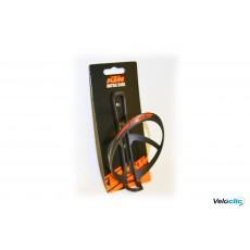 Ktm porte bidon Team Carbone noir/orange