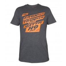 Tee Shirt KTM Factory Team Gris 2020