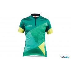 Ktm maillot Factory Character II Vtt vert / jaune