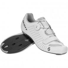 Chaussures Scott Road Comp Boa Blanc / Noir 2020