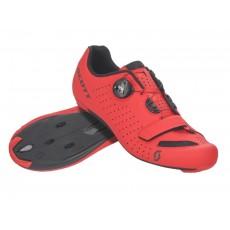 Chaussures Scott Road Comp Boa Rouge / Noir 2020