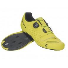 Chaussures Scott Road Comp Boa Jaune / Noir 2020
