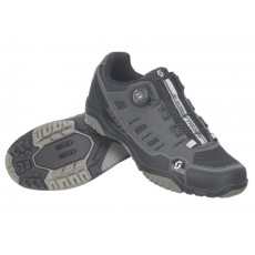 Chaussures Scott Sport Crus-R Boa Anthracite / Noir 2020