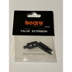BEAR sachet de 2 prolongateurs de valves 30mm