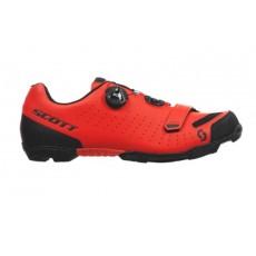 Chaussures SCOTT Mtb comp Boa rouge/noir