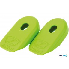 protection manivelles Zefal vert