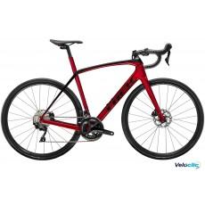 Vélo route Trek Domane SL 5 rouge 2020