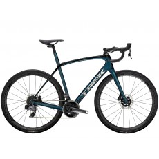 Vélo route Trek Domane SL7 eTAP bleu noir 2021