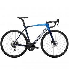 Vélo route Trek Emonda SL 5 Disc bleu noir 2021